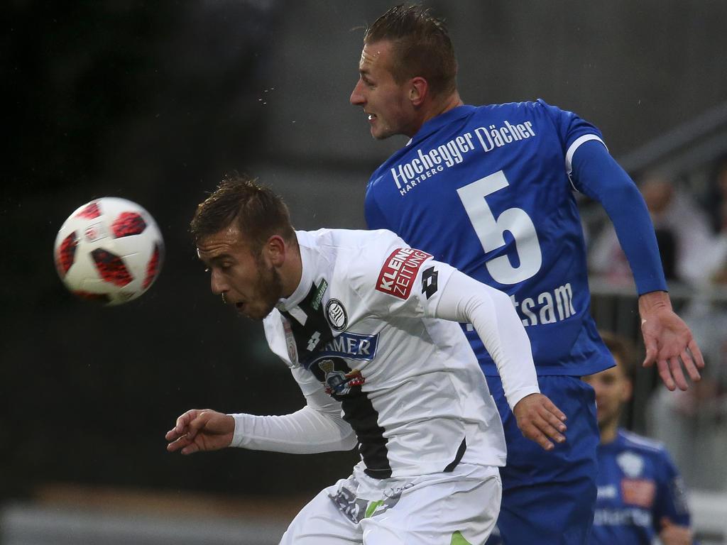 TSV Hartberg hat allen Grund zum Feiern