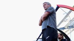 Friedhelm Funkel hätte gerne einen Paco Alcácer bei Fortuna Düsseldorf