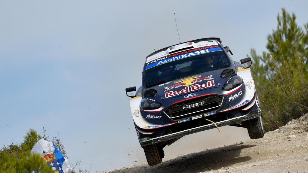 Sébastien Ogier fährt bei der Rallye-WM allen davon