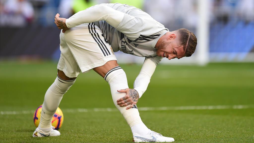Sergio Ramos ist einmal mehr negativ aufgefallen