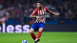 Lucas Hernández könnte schon bald im Trikot des FC Bayern auflaufen