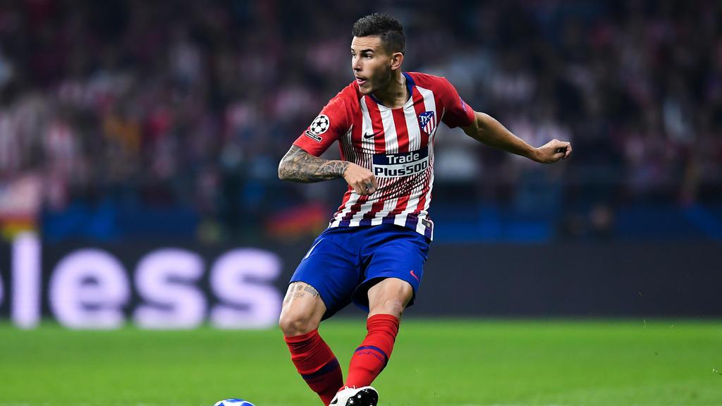Lucas Hernández wechselt im Winter nicht zum FC Bayern