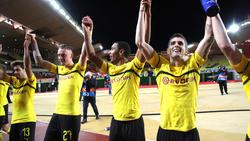 Der BVB zog als Gruppensieger in die K.o.-Phase ein