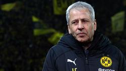 Lucien Favre fehlt krankheitsbedingt im BVB-Heimspiel gegen Hoffenheim