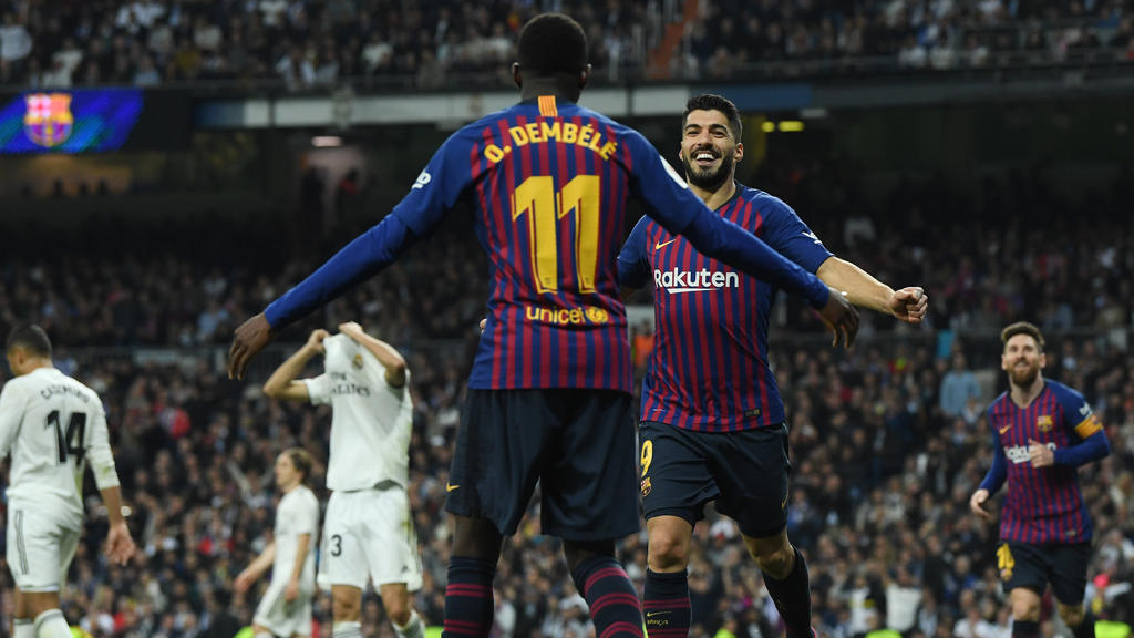 Ousmane Dembélé ist endgültig in Barcelona angekommen