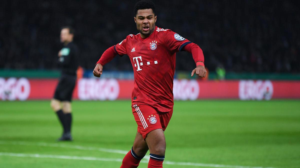 Bayern Gnabry