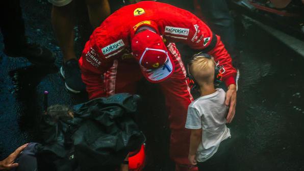 Tochter vettel Sebastian Vettel: