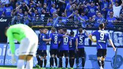 Waldhof Mannheim ist in die 3. Liga aufgestiegen