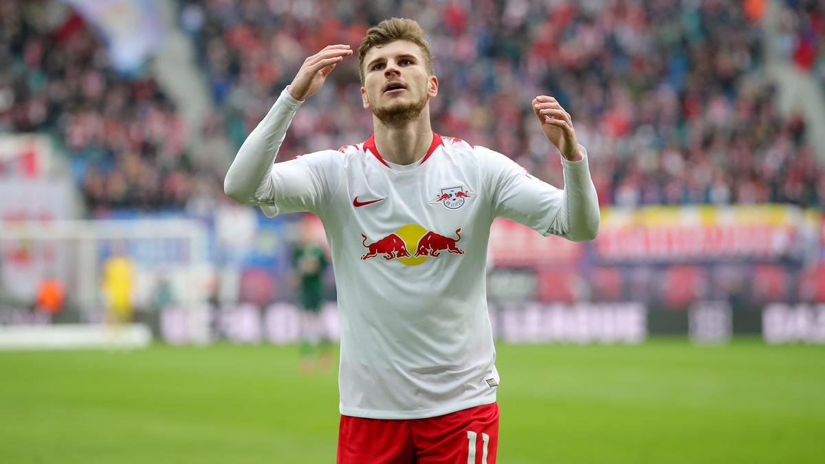 Timo Werner wird beim FC Bayern gehandelt