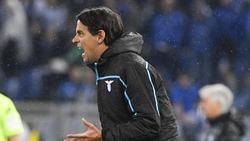 Lazio Rom hat den Vertrag mit Trainer Simone Inzaghi verlängert