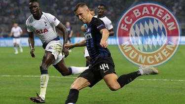 Ivan Perisic wechselt von Inter Mailand zu FC Bayern