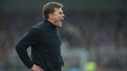Kehrt Dieter Hecking dem HSV nach nur einer Saison den Rücken?