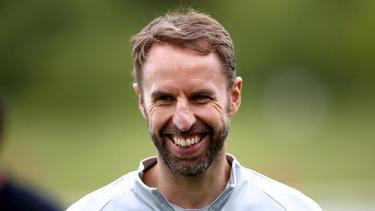 Gareth Southgate will mit den Three Lions hoch hinaus