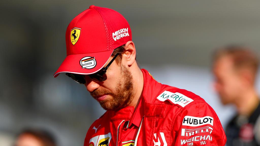 Vettel Kind