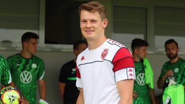 Alexander Nübel wurde vom FC Bayern nach Monaco verliehen