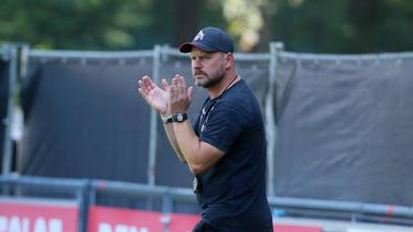 Steffen Baumgart trifft mit dem 1. FC Köln auf Jena