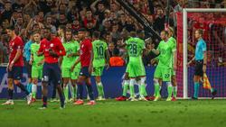 Der VfL Wolfsburg holte in Lille ein achtbares Unentschieden