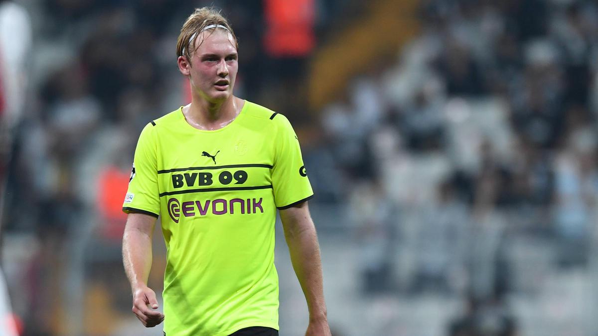 BVB-Profi Julian Brandt droht auszufallen