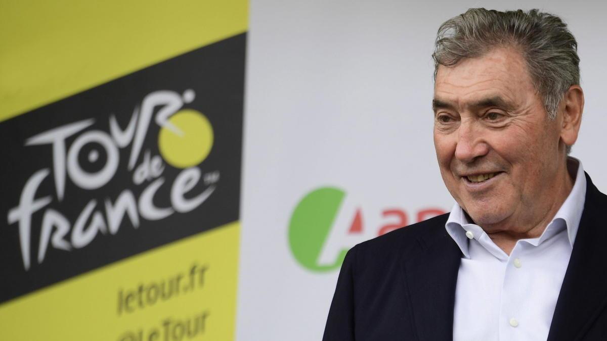 Radsport-Legende Eddy Merckx wird 75.