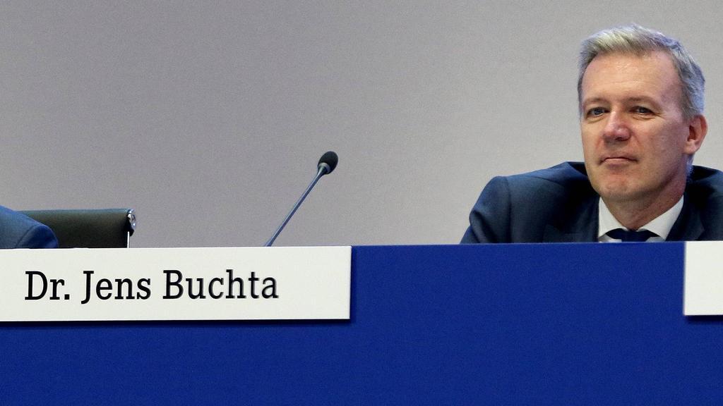Dr. Jens Buchta soll den FC Schalke 04 in Zukunft führen