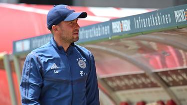 Sebastian Hoeneß vom FC Bayern ist angeblich Kandidat in Hoffenheim