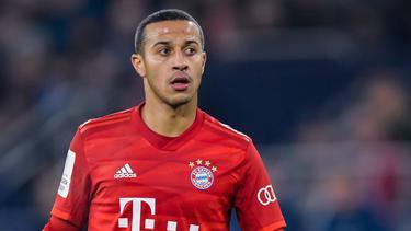 Guardiola und Thiago arbeiteten einst beim FC Bayern zusammen