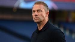 Erfolgstrainer beim FC Bayern: Hansi Flick