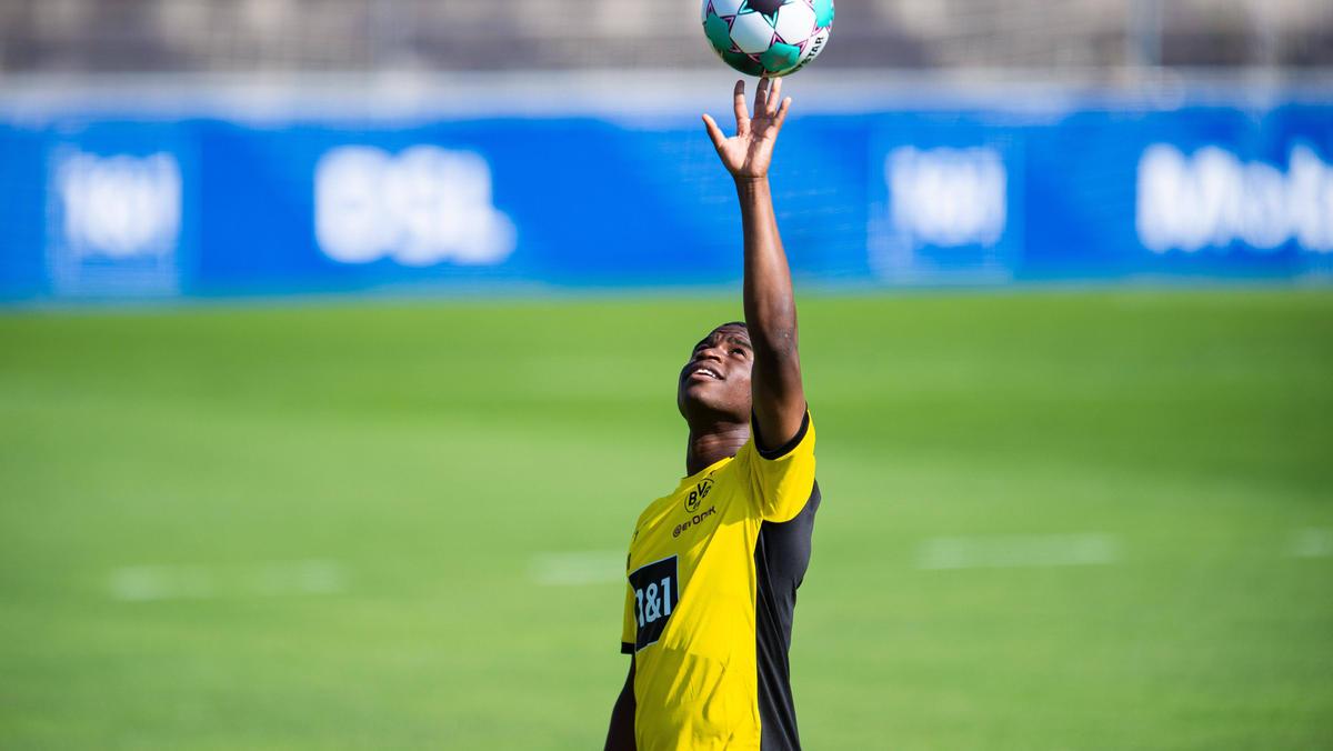 Yousoufa Moukoko gilt als größtes Talent des BVB