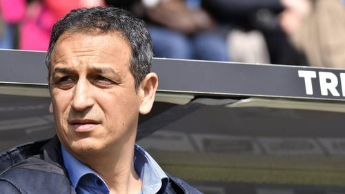 Fürths Geschäftsführer Sport Rachid Azzouzi