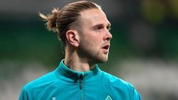 Werder-Angreifer Niclas Füllkrug könnte gegen den FC Bayern ausfallen