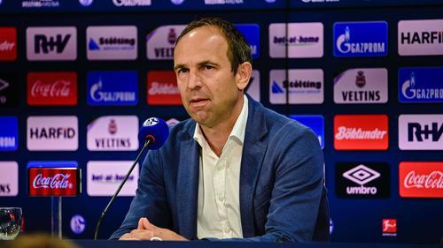 Alexander Jobst legt seinen Posten beim FC Schalke 04 nieder