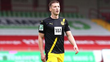 Tobias Raschl erzielte das 2:0 für den BVB