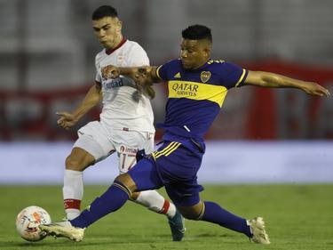 Boca sigue sumando puntos en la competición doméstica.