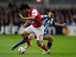 Europa League Finale in Dublin 2011