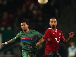 EL-Saison 2012/2013: Hannover 96 vs. Levante UD