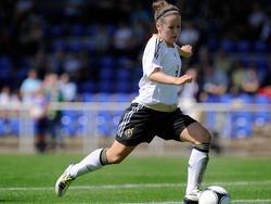 Spielt mittlerweile in Liverpool: Nicole Rolser