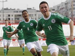 Trotz des Auftakterfolgs hat die deutsche U17 in Malta keinen Grund zur Freude mehr