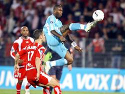 In seiner Glanzzeit spielte Djibril Cissé u.a. in Marseille