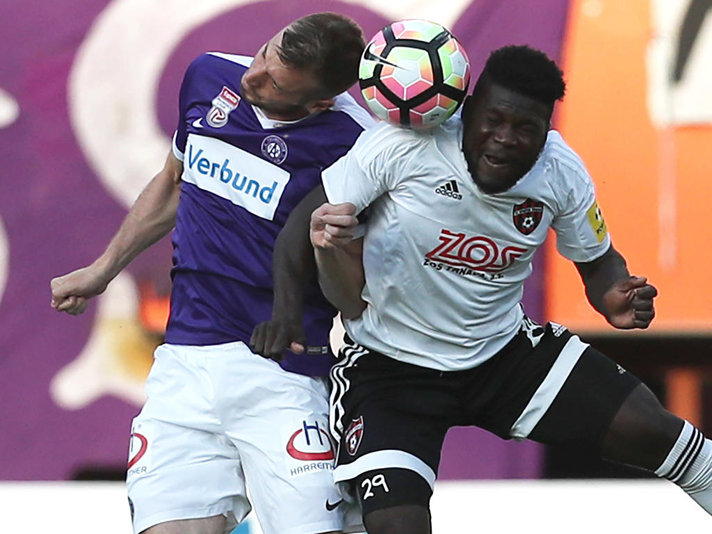 9882c5584c Europa League Qual. » News » Bittere Austria-Pleite gegen Spartak Trnava