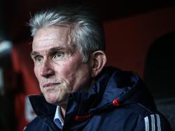 Jupp Heynckes wird gegen Schalke nicht auf der Bank sitzen