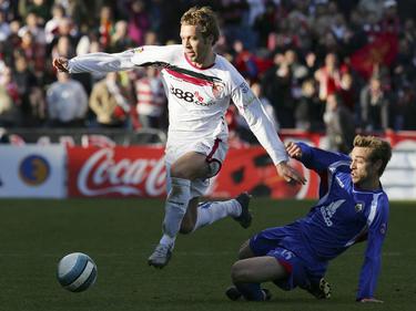Andreas Hinkel spielte von Mitte 2006 bis Ende 2007 für den FC Sevilla