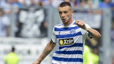 Borys Tashchy rettete den MSV Duisburg