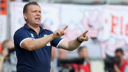 Der SVSandhausen verpflichtet Uwe Koschinat
