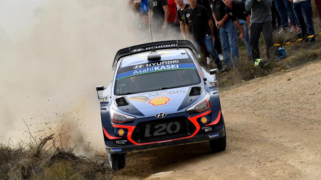 Thierry Neuville bekommt für den Rallye-WM-Titelshowdown zusätzliche Leistung