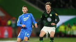 Wolfsburg und Hoffenheim trennten sich unentschieden