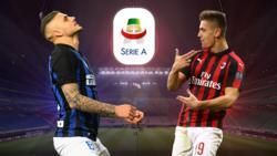 Icardi steht bei Inter Mailand in der Kritik, Piatek wird bei AC Mailand gefeiert