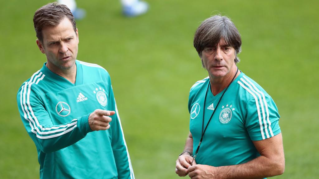 Bierhoff begrüßt Löws Entscheidungen zur DFB-Mannschaft