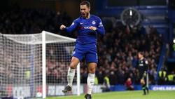 Der Wechsel von Eden Hazard zu Real Madrid steht angeblich kurz bevor