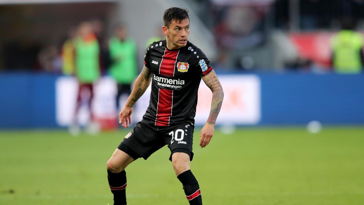 Charles Aránguiz kann sich einen Abschied von Bayer Leverkusen vorstellen