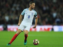 Jordan Henderson führt England gegen Spanien als Kapitän auf den Rasen